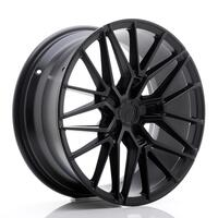 JR Wheels JR38 20x9 ET20-45 5H BLANK Matt Black