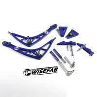 BMW E36 FD legal lock kit with extra light arms ( including lollipop)