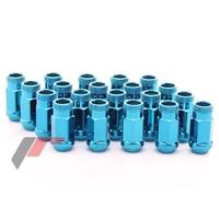 Forged Steel Japan Racing Nuts 12x1,5 Blue