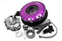 Carbon Blade 230mm Twin Plate Clutch Kit with Pull-Push Conversion