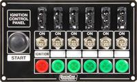 Kontaktpanel - QuickCar Ignition Control Panels