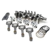STROKER KIT - Honda/Acura K20, 92mm Billet LW Crank, Custom LightWeight Rods, Pistons, Bearings